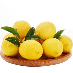 汇达柠檬 精品黄柠檬小果1斤