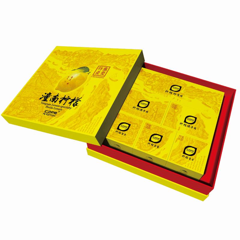 汇达柠檬 柠檬精品礼盒