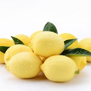 柠檬水果 一二级果  1斤