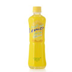 汇达柠檬水 1瓶420ml 安岳柠檬榨汁 果汁