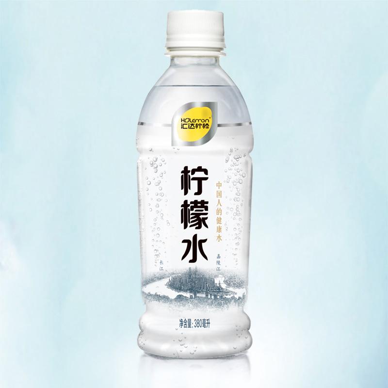 柠檬水 380ml/瓶