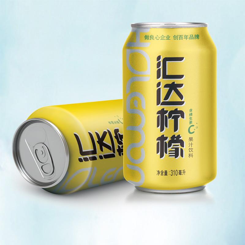 柠檬饮料拉罐   310ml/瓶